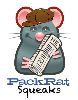 Packrat Squeaks - Tips and Tricks