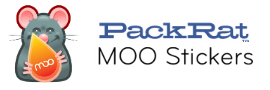 Packrat MOO Sticker Generator